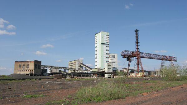 Шахта Комсомольская, Воркута