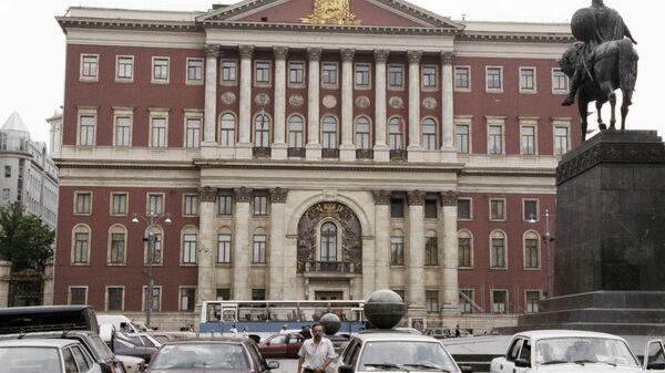 Чигиринский иском пытается давить на власти Москвы – заммэра