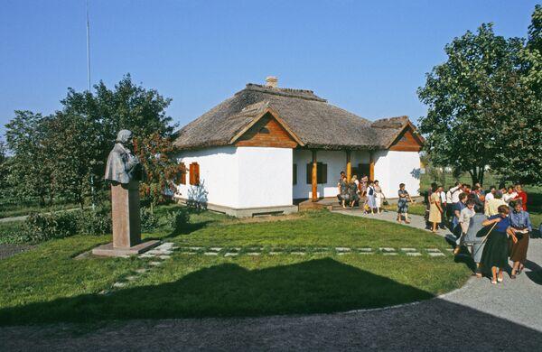 Музей Н.В.Гоголя в Васильевке на Украине