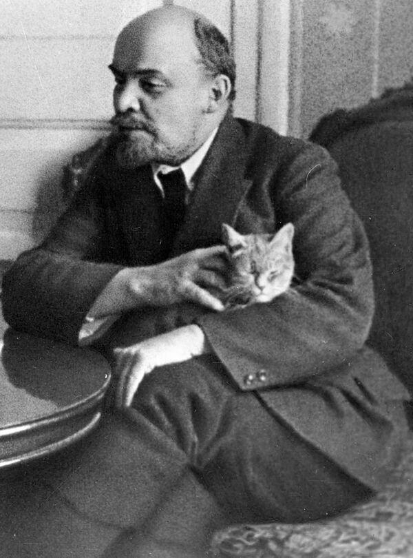 Ленин - одна из самых значимых фигур в иcтории