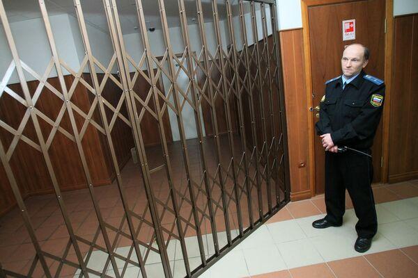 Суд огласит приговор журналисту Лурье, обвиняемому в вымогательстве