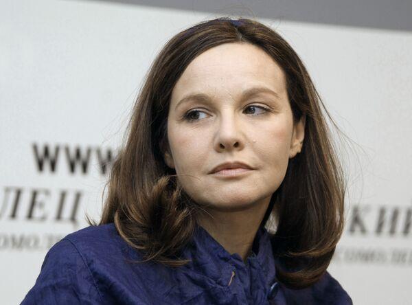 Актриса Татьяна Друбич