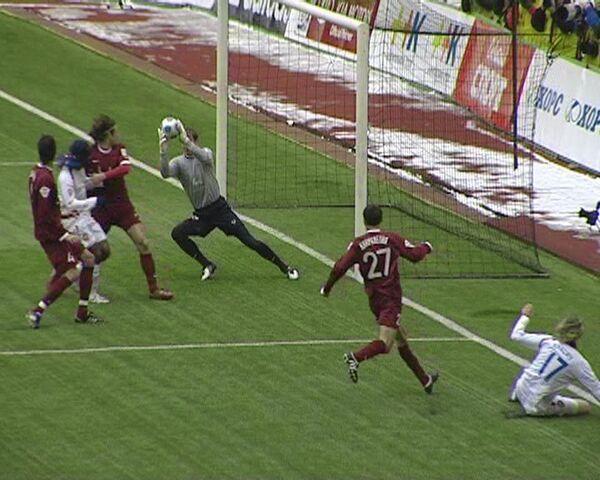 Суперкубок России по футболу. Лучшие моменты матча