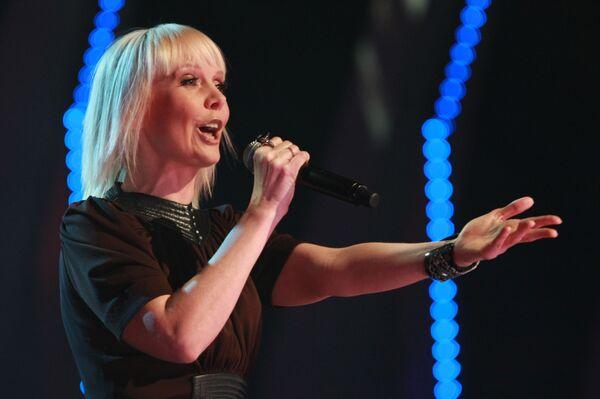 Финал Национального отбора на конкурс песни Евровидение-2009 прошел в Москве