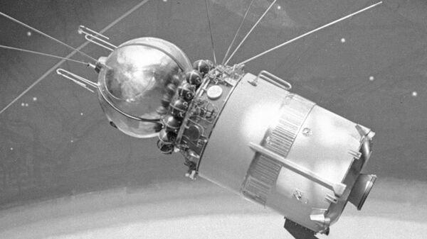 Космический корабль «Восход-1»