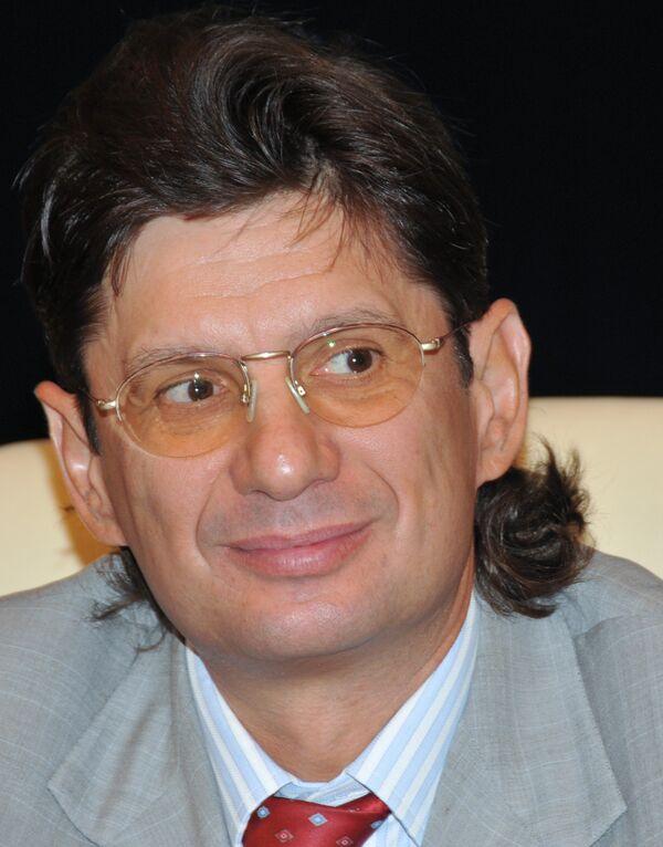 Вице-президент компании ЛУКОЙЛ Леонид Федун. Архив