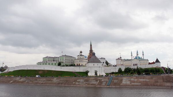 Казанский Кремль. Архив