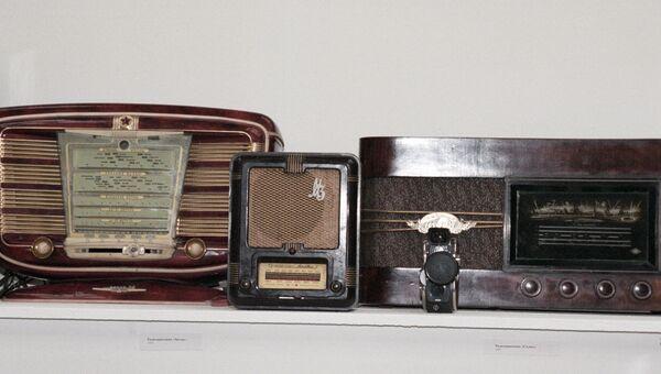 Радиоприемники 40 - 50-х годов XX века