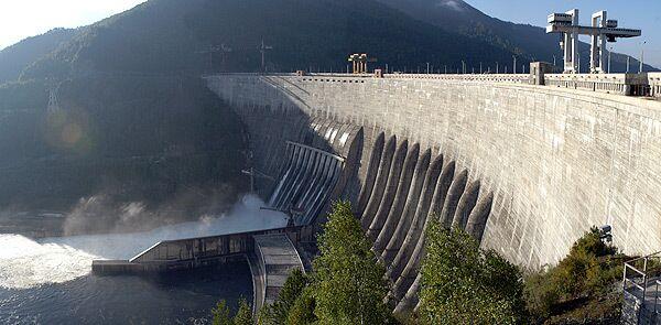 ЧП произошло на Саяно-Шушенской ГЭС - есть пострадавшие