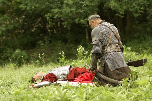 Европейская премьера фильма Тарас Бульба прошла в Вене