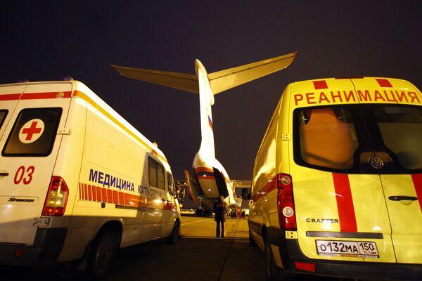 Самолет с телами российских граждан, погибших в автокатастрофе во Вьетнаме 13 марта, прибудет в Москву в четверг вечером