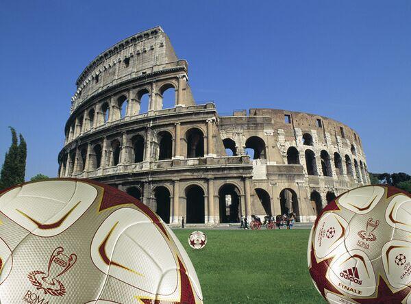 Официальный мяч финала Лиги чемпионов-2009