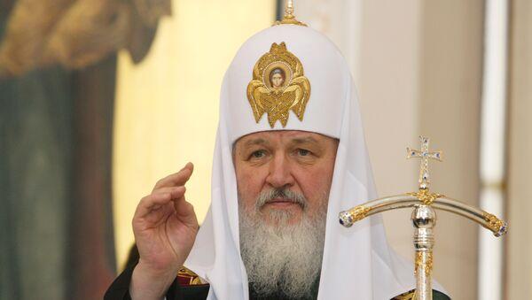 Патриарх возглавил праздник славянской письменности в Москве