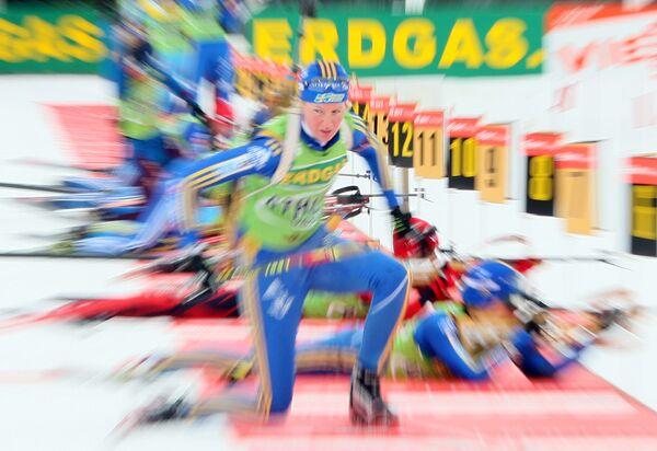 Две немки уйдут лидерами в гонке преследования в Ханты-Мансийске