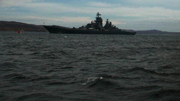 Отряд кораблей ЧФ прибудет на свои базы в конце следующей недели