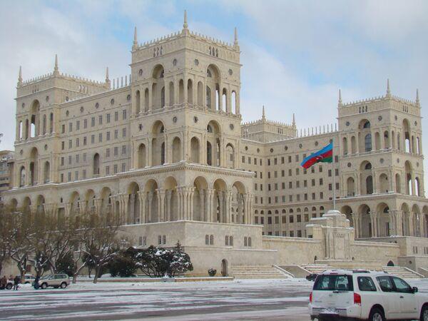 Новая встреча рабочей группы по Каспию состоится в Баку в конце весны