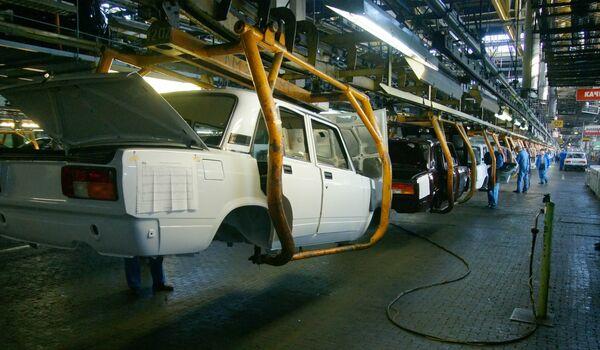АвтоВАЗ в мае увеличит выпуск классики Lada 2105/2107 на 76,3%