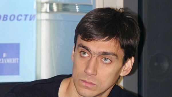 Юрий Ковтун, архивное фото