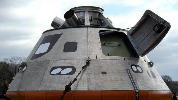 НАСА представило обитаемый модуль нового космического корабля Орион