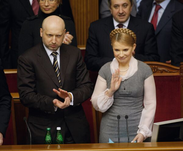 Штаб Тимошенко рассчитывал на лучший результат в первом туре