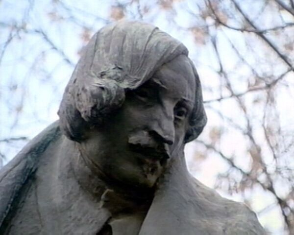 Когда я не пишу, я не живу - Гоголь