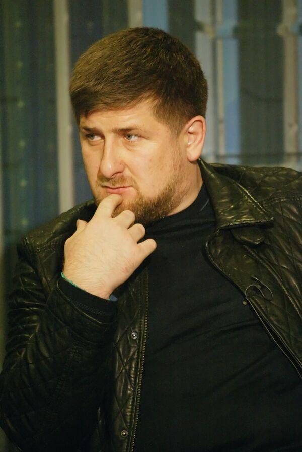 Процесс по иску Рамзана Кадырова к главе Мемориала начнется в Москве