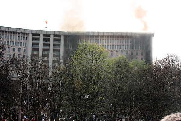 Кишинев имеет веские данные о причастности Румынии к беспорядкам