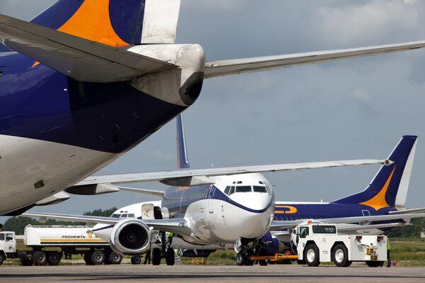 Российские авиакомпании перевезли более 7,3 тыс пассажиров КД авиа
