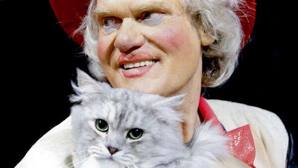 Спектакль Юрия Куклачева Королева кошек