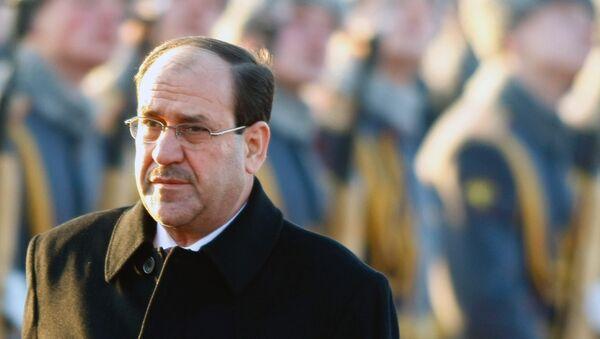 Вице-президент Ирака Нури аль-Малики. Архивное фото