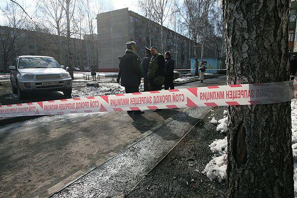 У милиционера-кинолога, убитого в Химках, остались две дочери