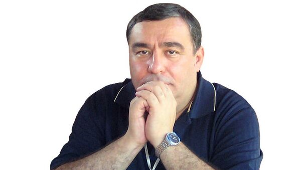 Бесик Пипия, обозреватель РИА Новости (Тбилиси).
