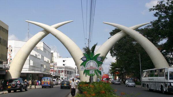 Путешествие с РИА Новости. Кения