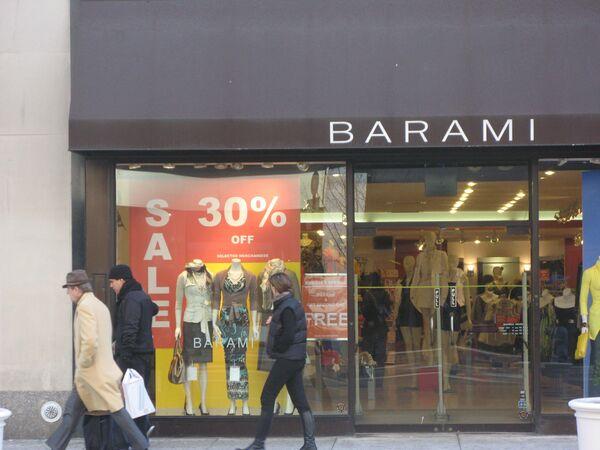 Экономический кризис не отразился на летних распродажах в Бельгии