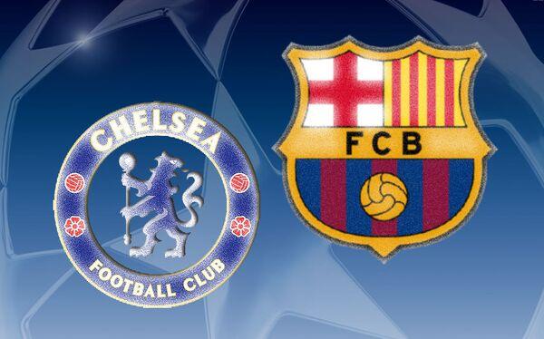 Челси и Барселона
