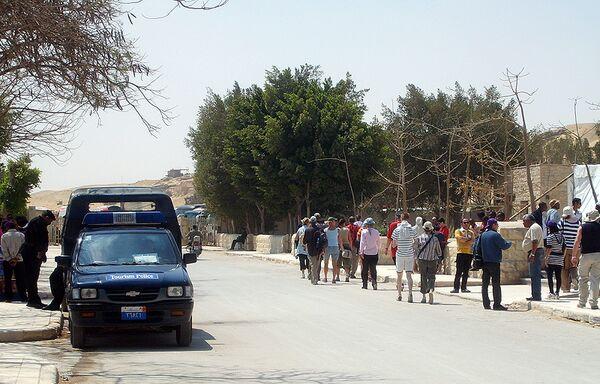 Египетская Туристическая полиция