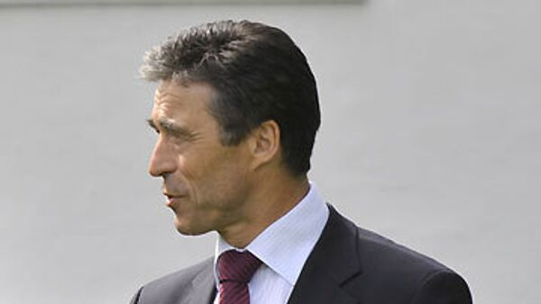 Cовет НАТО впервые соберется под председательством Расмуссена
