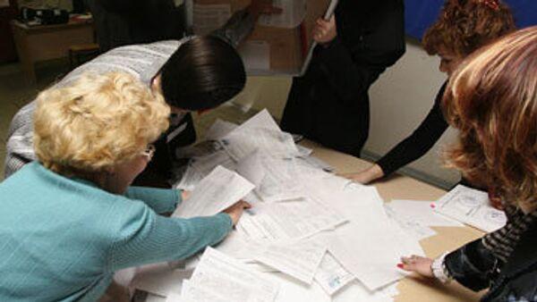 Представитель единороссов победил на выборах в Новгородской области