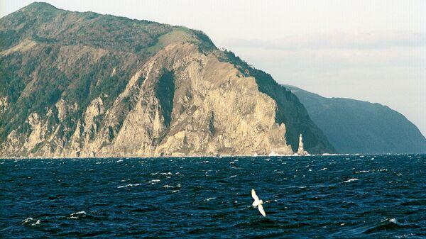 Мыс Анива на острове Сахалин. Архивное фото