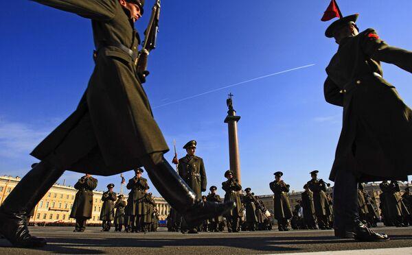 Празднование Дня Победы в Хабаровске откроет парад войск