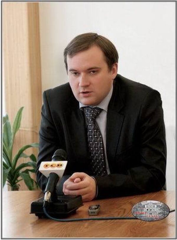 Министр иностранных дел непризнанной Приднестровской молдавской республики Владимир Ястребчак