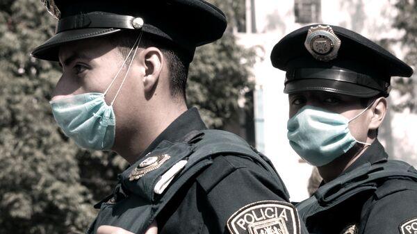 Полиция Мехико