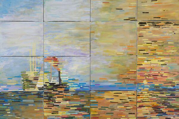Выставка детских работ в Национальной галерее