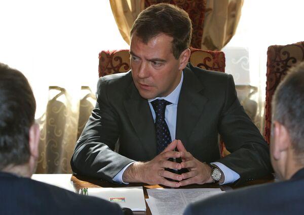 Учения НАТО в Грузии являются откровенной провокацией - Медведев