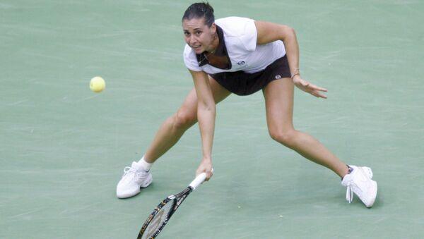 Итальянская теннисистка Флавия Пеннетта. Архивное фото