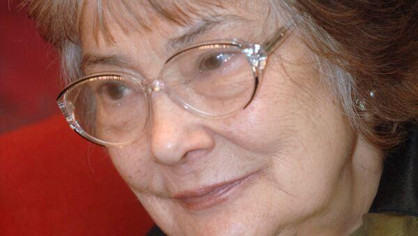 Татьяна Самойлова. Архивное фото