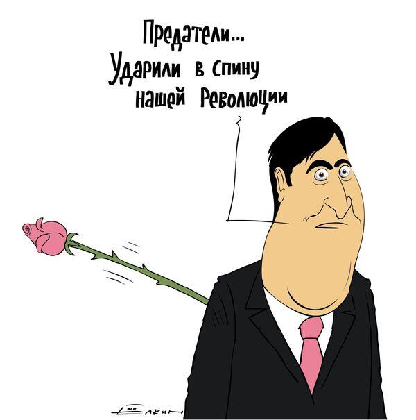 МВД Грузии заявило во вторник, что раскрыло дело о подготовке вооруженного переворота в Грузии