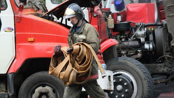Поджог мог стать причиной пожара в гимназии в Ростовской области - МЧС