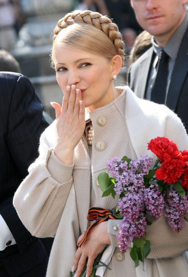 Тимошенко надеется внести изменения в Конституцию после выборов