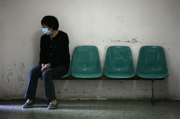 В Китае зафиксирован первый случай заражения гриппом A/H1N1